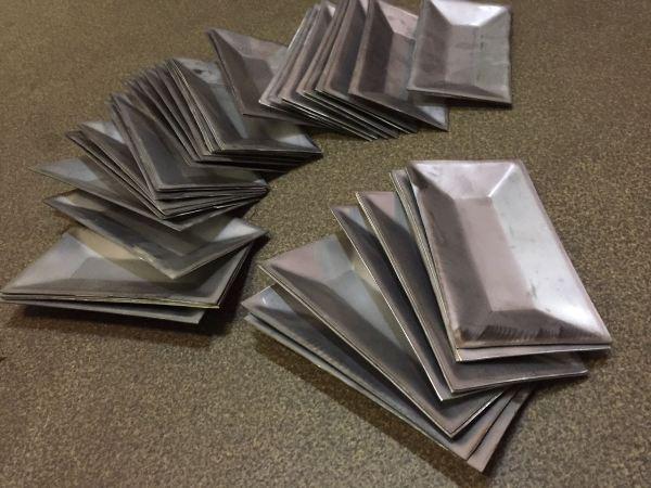 Штамповка изделий из металла