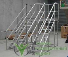 Лестницы и решетки