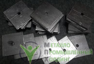 Металлическая пластина