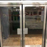 изготовление маятниковые двери станция Фили