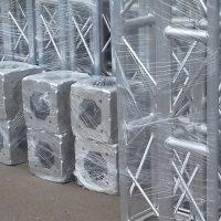Изготовление алюминиевых изделий - Фермы и прогоны