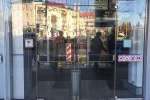 Изготовление и установка стеклянных раздвижных дверей