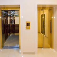 5 Облицовка лифтовых павильонов