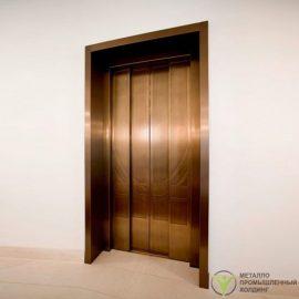Облицовка лифтовых порталов под заказ
