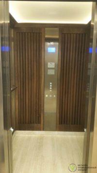 Обрамление лифтовых порталов и кабин в Москве