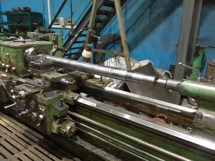 чистовая токарная обработка