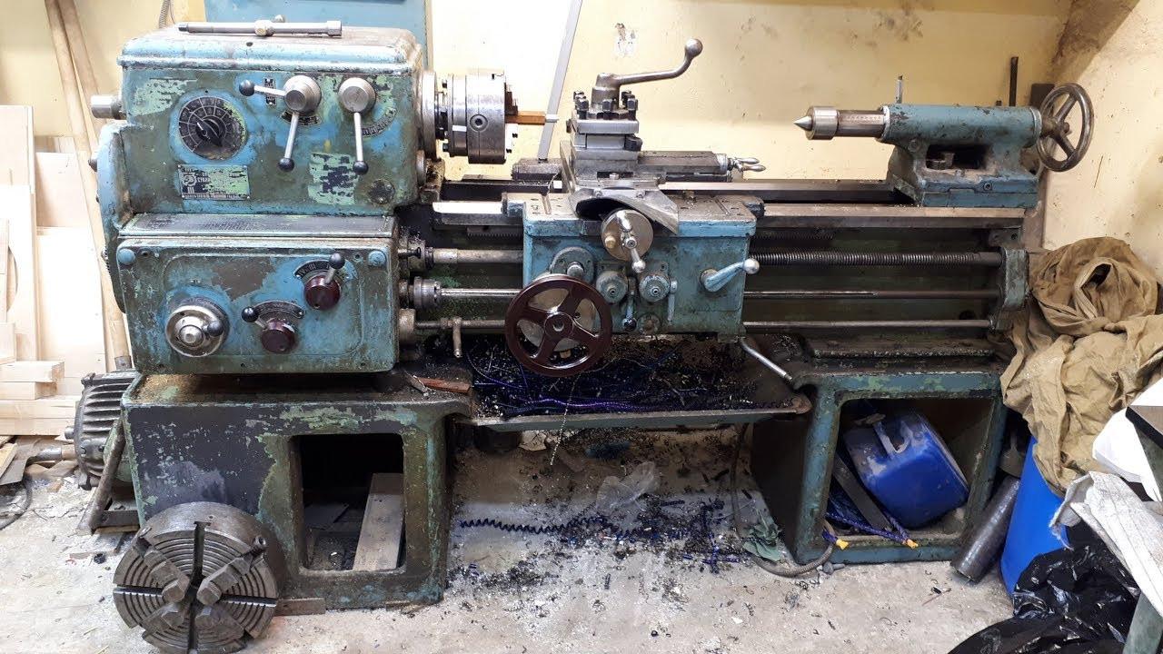 обработка на токарных станках