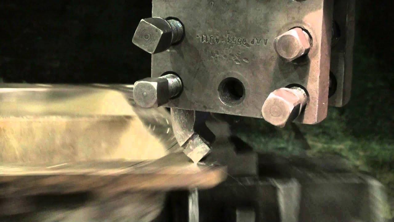 токарная обработка фасонных поверхностей