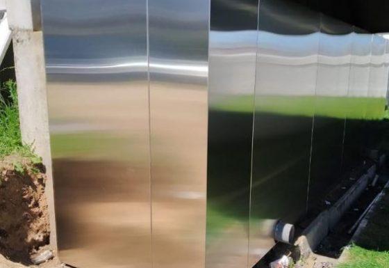 Облицовка панелями в Красногорске
